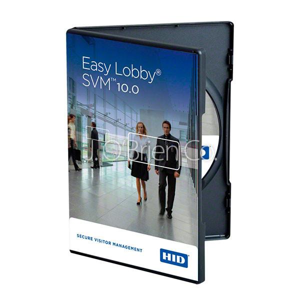 EL-K12-SVM EasyLobby Secure Visitor Management Software - J