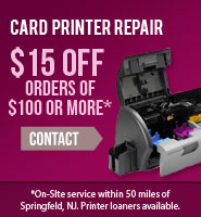 Certified ID Card Printer Repair